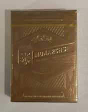 1 Deck - Gold Monarchs Playing Cards - FREE SHIPPING - Theory11 Rare Monarch