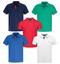 Gant camiseta polo polo para hombre camisetas + talla extragrande oversized Men's [XS - 5xl]
