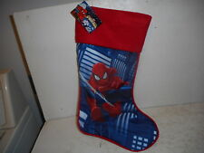 Spiderman Christmas Stocking - NWT