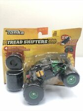 Tonka Tread Shifters Recycle Racer Die Cast Monster Truck Off-Road Vehicle ~2010