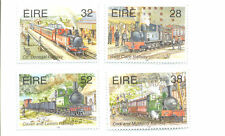 Ireland trains railways set of 4 mnh (941-4)