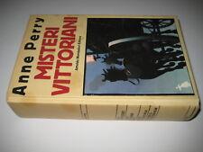 ANNE PERRY, MISTERI VITTORIANI, I ED. OMNIBUS GIALLI  GIUGNO 1993, MONDADORI -