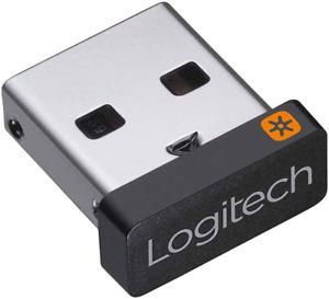 Ricevitore Wireless per Tastiere e Mouse Logitech Unifying , Portata di 10m
