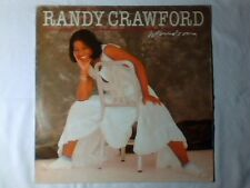RANDY CRAWFORD Windsong lp ITALY TOTO MICHAEL SEMBELLO DAVID SANBORN