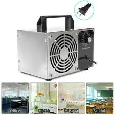 28g/h Ozone Generator Machine Purifier Air Cleaner Disinfection 28g Clean-Silver
