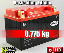 Best selling Lithium-ion motorcycle battery JMT YTX9-BS 75% lighter
