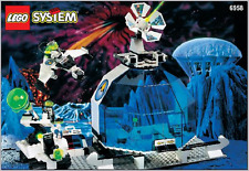 LEGO 6958 - Space: Exploriens - Android Base - 1996 Rare / Vintage