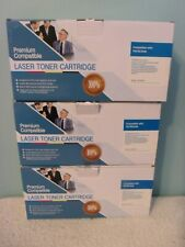3PK High Yield TN750 Toner for Brother TN-750 HL-5450DN MFC-8510DN MFC-8810DW