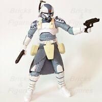 "Star Wars Loose Commander Wolffe Clone Trooper The Black Series 3.75"" #12 As New"