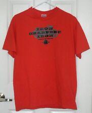 CMA Short Sleeve Shirt Christian Motorcyclist Association Med Tee Short Sleeve