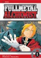 Fullmetal Alchemist, Vol. 1 by Hiromu Arakawa (2005, Paperback)