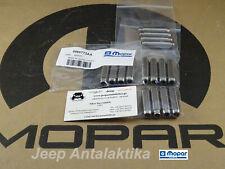 Engine Valve Guides Jeep Dodge 5066773AA Genuine New Mopar X16