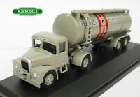 BNIB OO GAUGE OXFORD 1:76 76SHT003 Scammell Highwayman Tanker Tunnel Cement