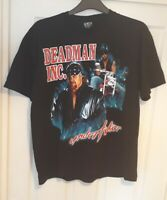 Deadman Inc The Undertaker T Shirt WWF WCW WWE Wrestling Tee Reo Rock