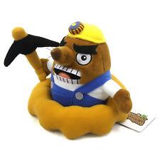 "Little Buddy Animal Crossing New Leaf Mr. Resetti 7"" Stuffed Plush"