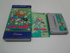 Tom and Jerry Nintendo Super Famicom Japan