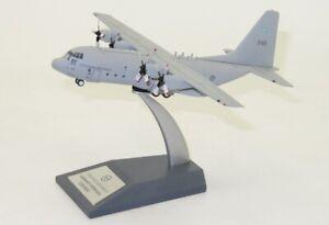 JFC130012 1/200 SWEDISH AIR FORCE LOCKHEED TP84 HERCULES (C-130) 84008 W/STAND