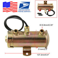 US 12V High Quality Low Pressure Electric Fuel Pump Capable Of 24'' Lift For Car
