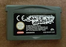 NEED FOR SPEED MOST WANTED  GAME BOY ADVANCE SP (GBA)