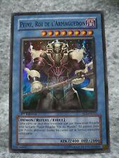 Yu-gi-oh Peine, roi de l'Armaguedon - SOI-FR035 - 1ere Edition - Comme neuf