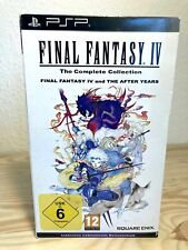 Final Fantasy IV: the Complete Collection-Special Edition (Sony PSP Collector)