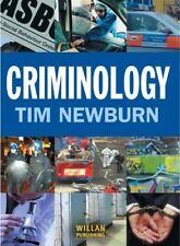 Criminology-Tim Newburn