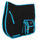 Horse Challenger Quilted English Contoured All-Purpose Saddle Pad 72126
