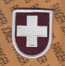 8th Medical Detachment Airborne beret flash patch Type C