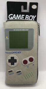 Nintendo Game Boy Wallet From Bioworld