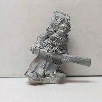 EMPIRE MORDHEIM WITCH HUNTER Flagellant (B) metal model cleaned of paint OOP