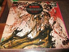 1968 PIERRE HENRY Le Voyage LP Limelight Electronic Experimental Library VG+/NM