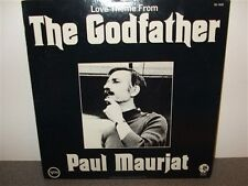 Paul Mauriat . Love theme From The Godfather . LP