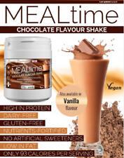 Soya Protein isolate | Chocolate Flav Shake | Gluten Dairy Free | Vegan Mealtime