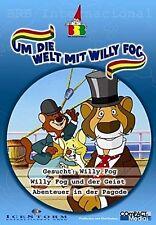 Para el mundo con Willy Fog, vol.2 (niños-animados/niños película) nuevo embalaje original DVD