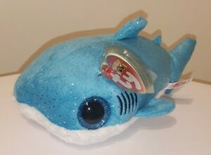 """Ty Beanie Boo's - ASUKA the Whale Shark 6"""" (Japan Exclusive) MINT with MINT TAGS"""