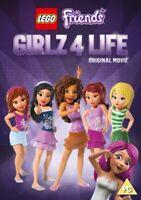 Nuevo lego Friends - Girlz 4 Vida DVD
