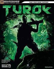 BG:  Turok  Official Strategy Guide by Jennifer Sims (Paperback, 2008)