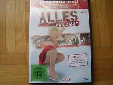 DVD-Serie  Alles  was  zählt.  Hightlights  Vol. 1.  3 DVDs