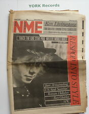 NEW MUSICAL EXPRESS NME - April 9 1983 - TRACIE / JOAN ARMATRADING / RAY CHARLES