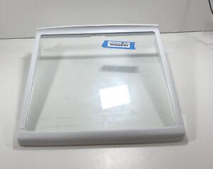 Used KitchenAid Refrigerator KFIS27CXMS2 Glass Shelf W10205737 (AA3.2)