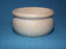 Teelichthalter rund Kerzenhalter aus Buche Innen 40 mm für Teelicht Tülle Holz