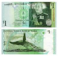 Pick 37 Tonga 1 Paanga 2008  / 5613188vvv.