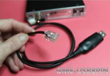 USB 8 Pin Programming cable to suit GME UHF CB & Commercial Radio