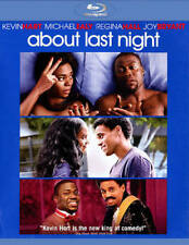 About Last Night (Blu-ray, 2014, WS) Kevin Hart, Regina Hall, Michael Ealy  NEW