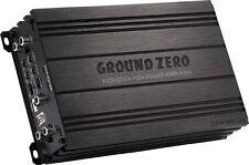 Ground Zero GZHA MINI ONE 1-Kanal L'amplificateur Niveau Maximal Classe D Mono
