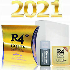 2021 R4 Gold Pro SDHC for DS/3DS/2DS/ Revolution Cartridge With USB Adapter IT