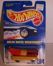 Hot Wheels Promo Weinermobile Basic Wheels 1//64 New In Baggie 1993