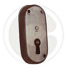 serratura a stringa art 333 per mobili senza accessori acciaio lucido