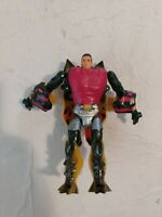 Transformers Deluxe Animorphs Marco Beetle With Battle Pincers Beast Wars