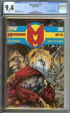 MIRACLEMAN #15 CGC 9.4 WHITE PAGES